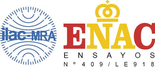 ENSAYOS UNE-EN ISO/IEC 17025: 2005; UNE-CEN/TS 15675 EX: 2009 (409/LE918)