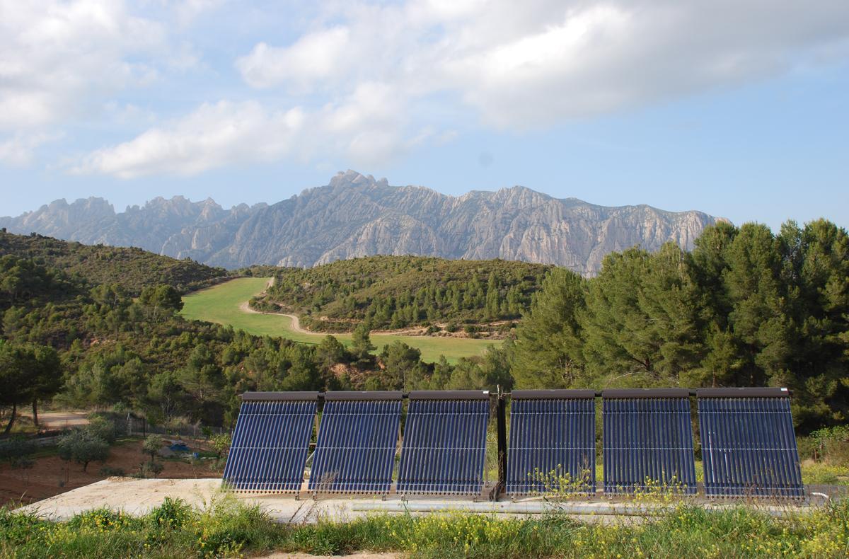 Proyectos De Instalaciones Solar Térmicas