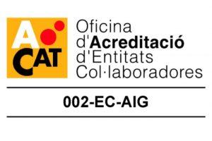 Reconocimientos de control ambiental dekra ambio con for Aigues de barcelona oficina