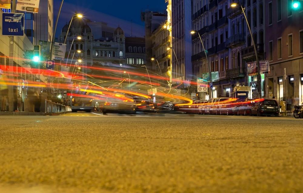 Alumbrado Barcelona