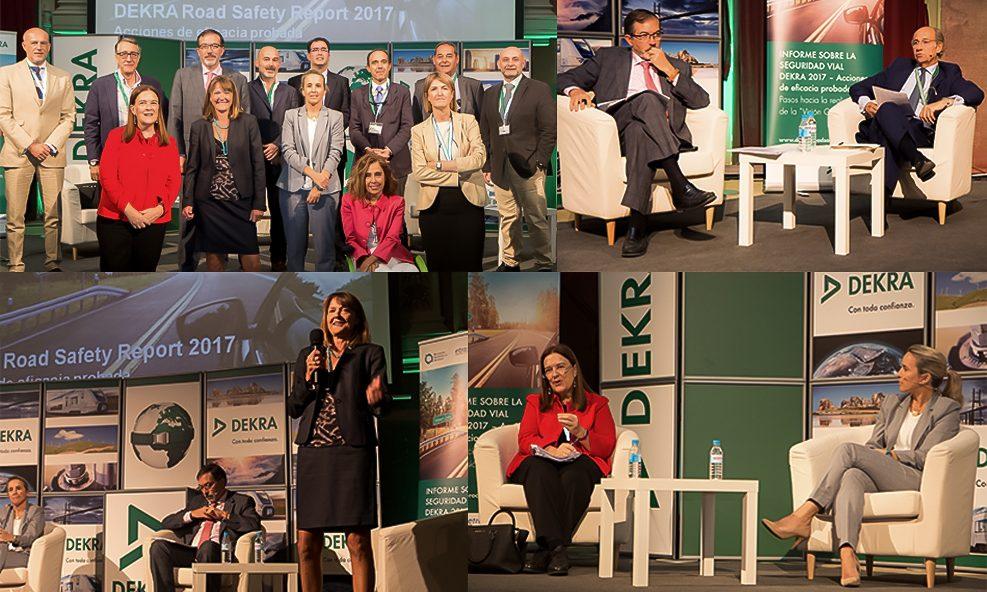 Collage Fotos Informe Seguridad Vial 2017