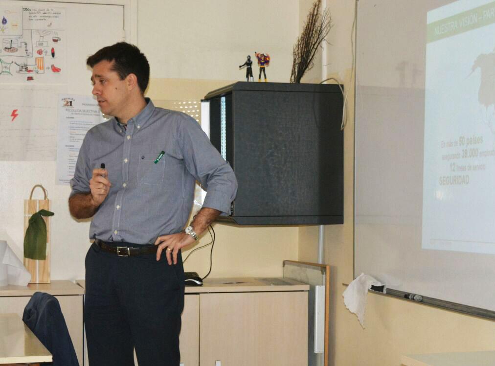 Josep Dalfó, Director General De DEKRA Ambio Participa En La 5ª Semana Del Emprendimiento En Lleida